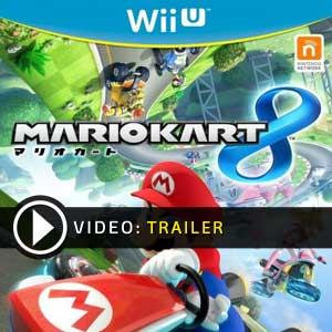 Mario Kart 8 Nintendo Wii U en boîte ou à télécharger