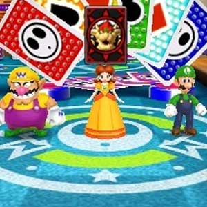 Mario Party Island Tour Nintendo 3DS Personnages