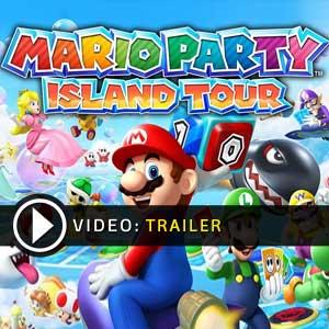Mario Party Island Tour Nintendo 3DS en boîte ou à télécharger