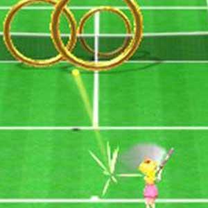Mario Tennis Open Nintendo 3DS Ring Points