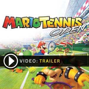Mario Tennis Open Nintendo 3DS en boîte ou à télécharger