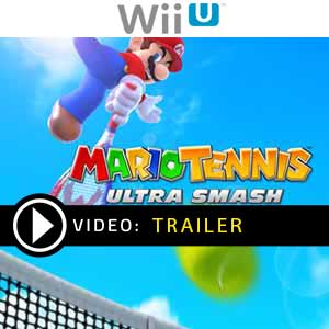 Mario Tennis Ultra Smash Nintendo Wii U en boîte ou à télécharger