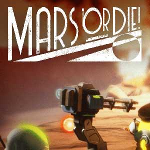 Acheter Mars or Die! Clé CD Comparateur Prix