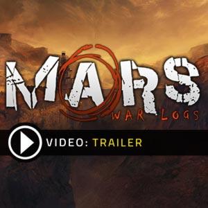 Acheter Mars War Logs clé CD Comparateur Prix