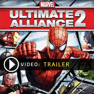 Acheter Marvel Ultimate Alliance 2 Clé Cd Comparateur Prix