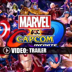 Acheter Marvel vs Capcom Infinite Clé Cd Comparateur Prix
