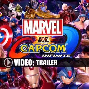 Acheter Marvel vs Capcom Infinite Clé Cd Comparateur Prix