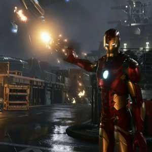 Marvels Avengers Iron Man