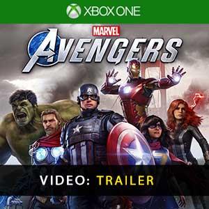 Marvel's Avengers Vidéo de la bande annonce