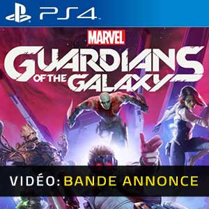 Marvel's Guardians of the Galaxy PS4 Bande-annonce Vidéo