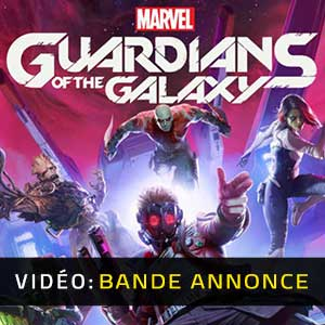 Marvel's Guardians of the Galaxy Bande-annonce Vidéo