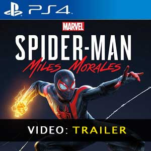 Marvels Spider-Man Miles Morales Bande-annonce vidéo
