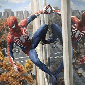 Marvel's Spider-Man Remastered PS5 Combinaison Avancée