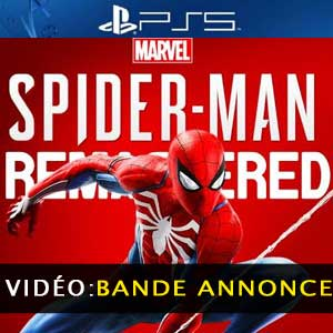 Marvel's Spider-Man Remastered PS5 Bande-annonce Vidéo