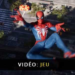Marvel's Spider-Man Remastered PS5 Vidéo De Gameplay