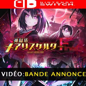 Acheter Mary Skelter Finale Nintendo Switch comparateur prix