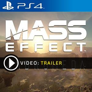 Mass Effect Andromeda PS4 en boîte ou à télécharger