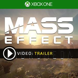 Mass Effect Andromeda Xbox One en boîte ou à télécharger