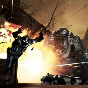 Mass Effect 3 Combinaison Mech
