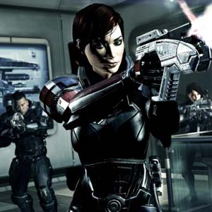 Mass Effect 3 Personnages