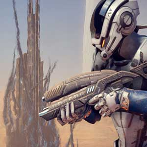 Mass Effect Milky way armes