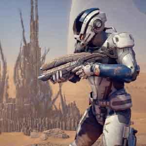 Mass Effect Milky way armes