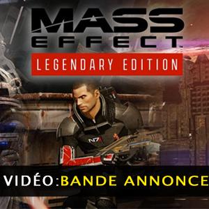 Mass Effect Legendary Edition Vidéo de la bande annonce