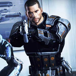 Mass Effect Trilogy - Personnages