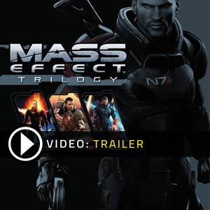 Acheter Mass Effect Trilogie clé CD Comparateur Prix