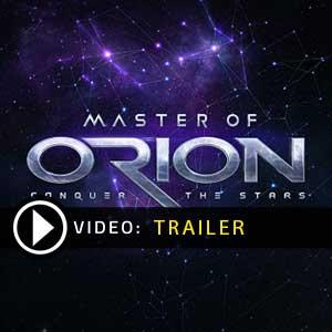 Acheter Master of Orion Clé Cd Comparateur Prix