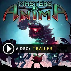 Acheter Masters of Anima Clé CD Comparateur Prix
