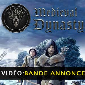 Medieval Dynasty trailer video