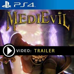 MediEvil PS4 en boîte ou à télécharger