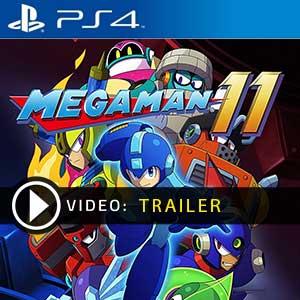 Acheter Mega Man 11 Ps4 Code Comparateur Prix