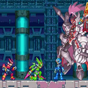 Mega Man Zero ZX Legacy Collection