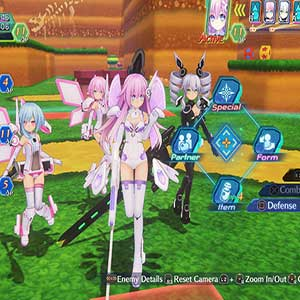 taking control of Gamindustri