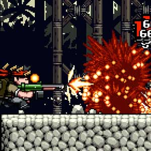 Mercenary Kings - Explosion
