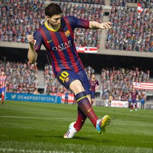 FIFA 15 Xbox One Messi
