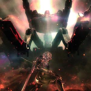 Metal Gear Rising Revengeance Gameplay