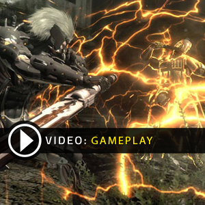 Metal Gear Rising Revengeance Gameplay Video