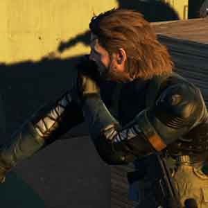 Metal Gear Solid 5 Ground Zeroes PS4 : Gameplay