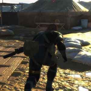 Metal Gear Solid 5 Ground Zeroes PS4 : Infiltration