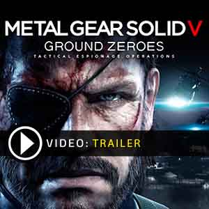 Acheter Metal Gear Solid 5 Ground Zeroes Clé Cd Comparateur Prix