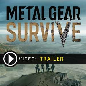 Acheter Metal Gear Survive Clé Cd Comparateur Prix