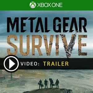 Acheter Metal Gear Survive Xbox One Code Comparateur Prix