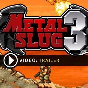 Acheter Metal Slug 3 Clé CD Comparateur Prix