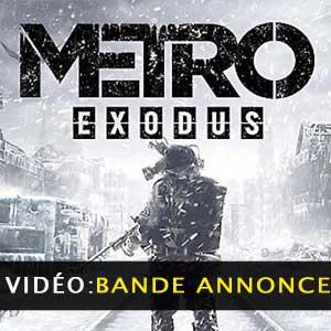 Metro Exodus Bande-annonce Vidéo