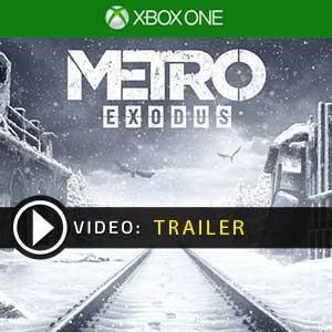 Metro Exodus Xbox One en boîte ou à télécharger
