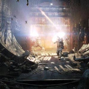 Metro Last Light Combat