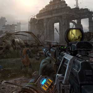Metro Last Light Redux Arme